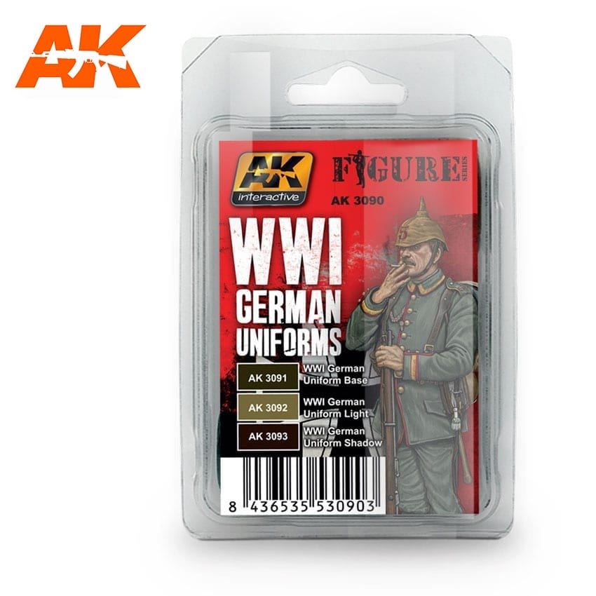 AK Interactive WWI German Uniforms