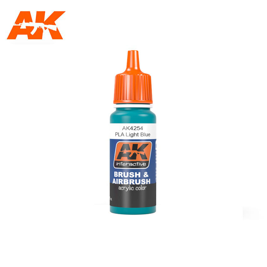 AK Interactive PLA Light Blue 17ml