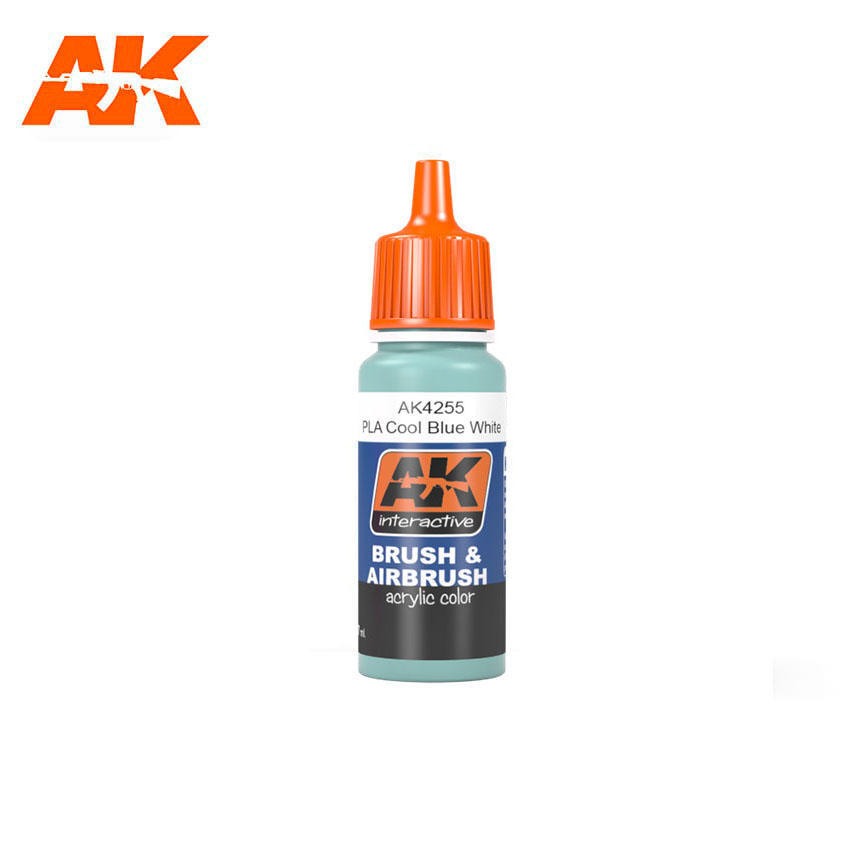 AK Interactive PLA Cool Blue White 17ml