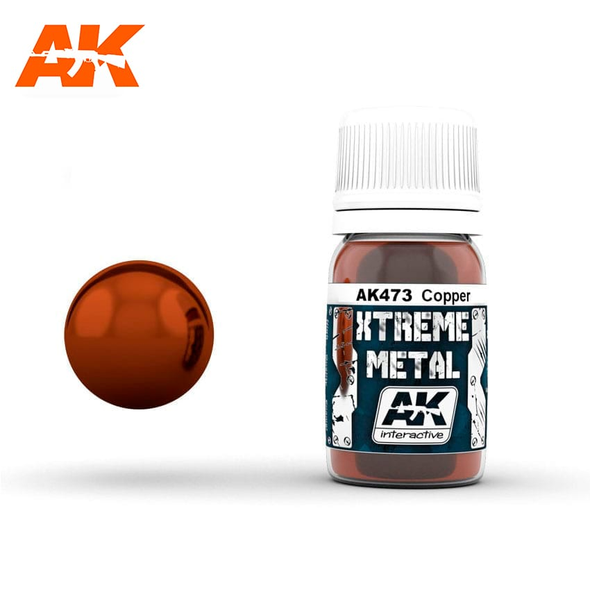 AK Interactive Xterme Metal Copper