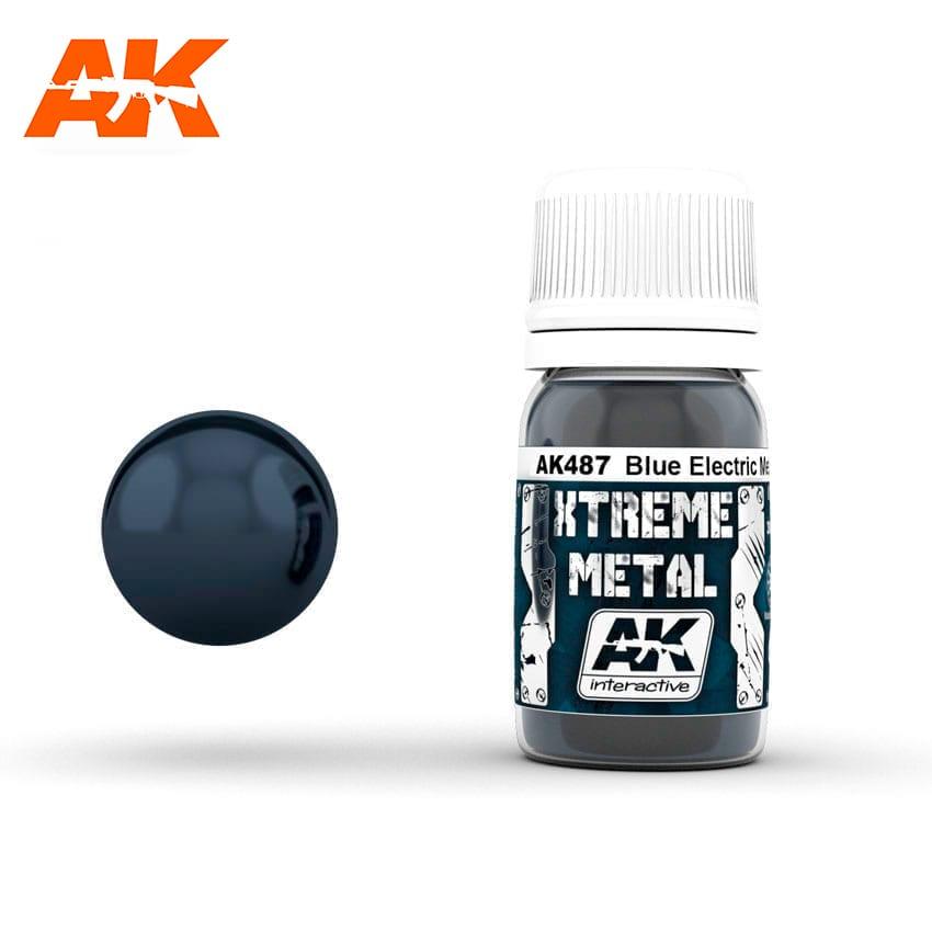 AK Interactive Xtreme Metal Metalic Blue