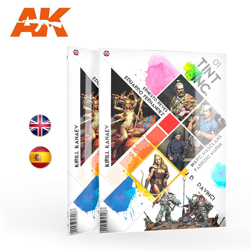 AK Interactive TINT INC #01 (EN)