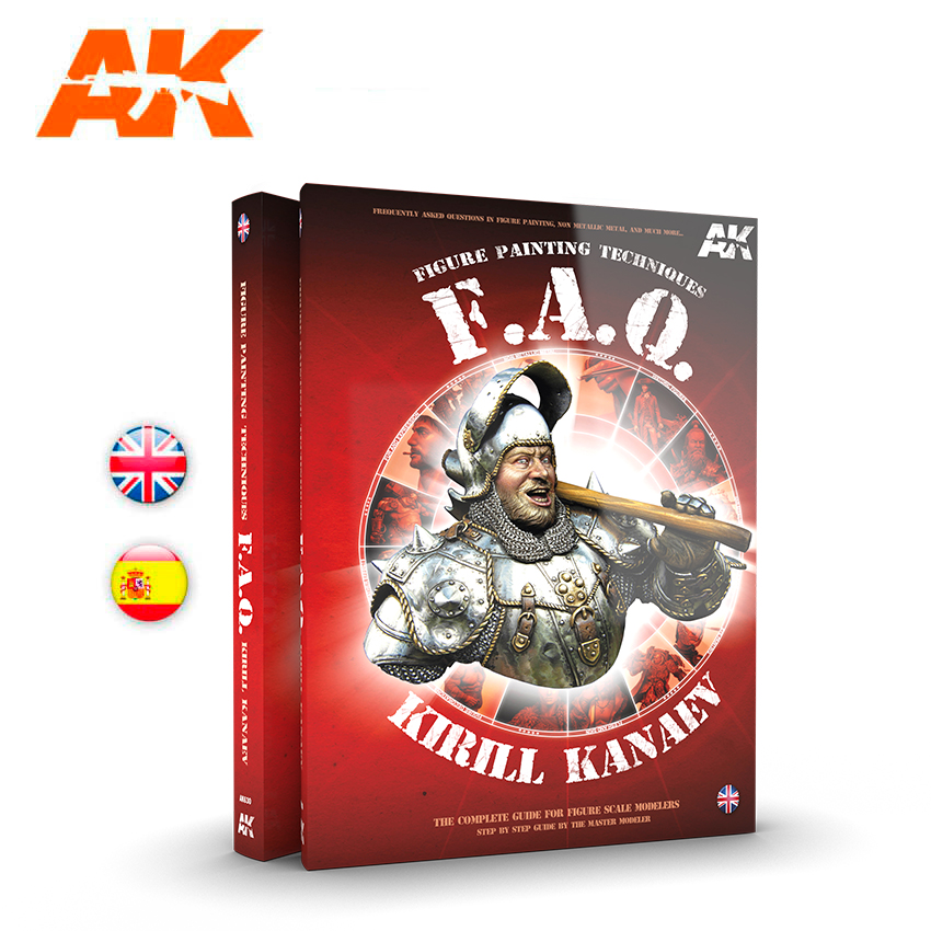 AK Interactive Figures F.A.Q. - Spanish