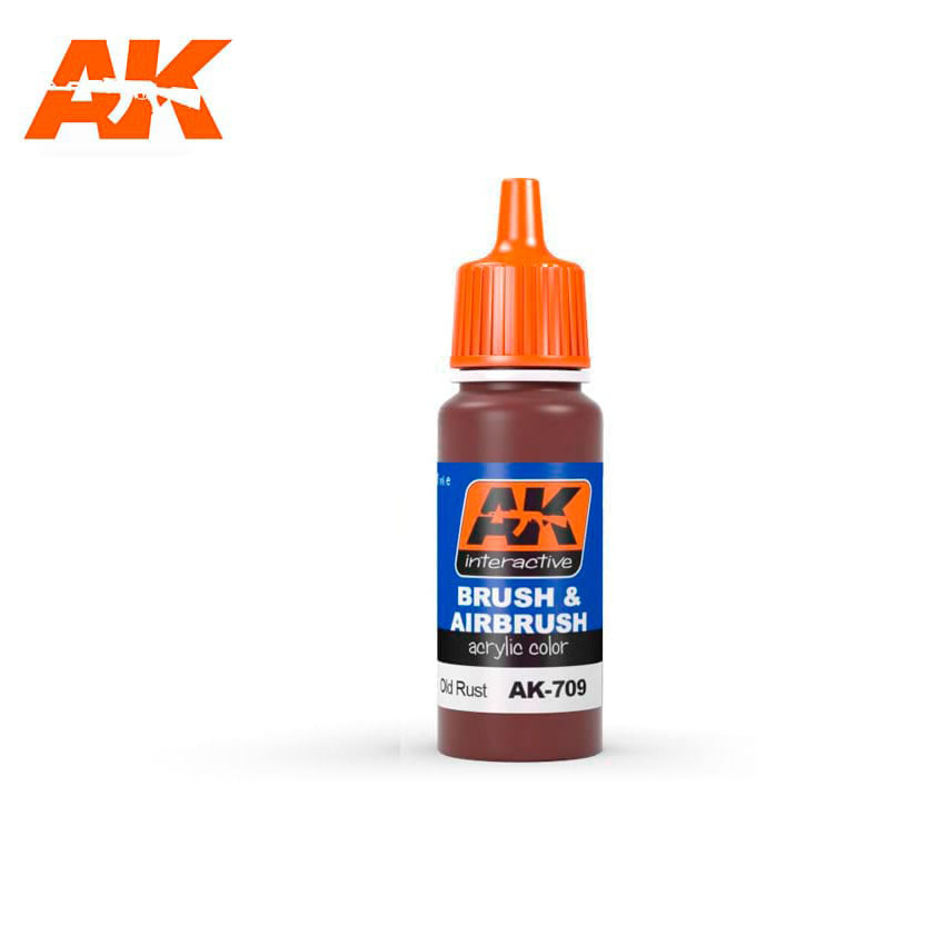AK Interactive Old Rust 17ml