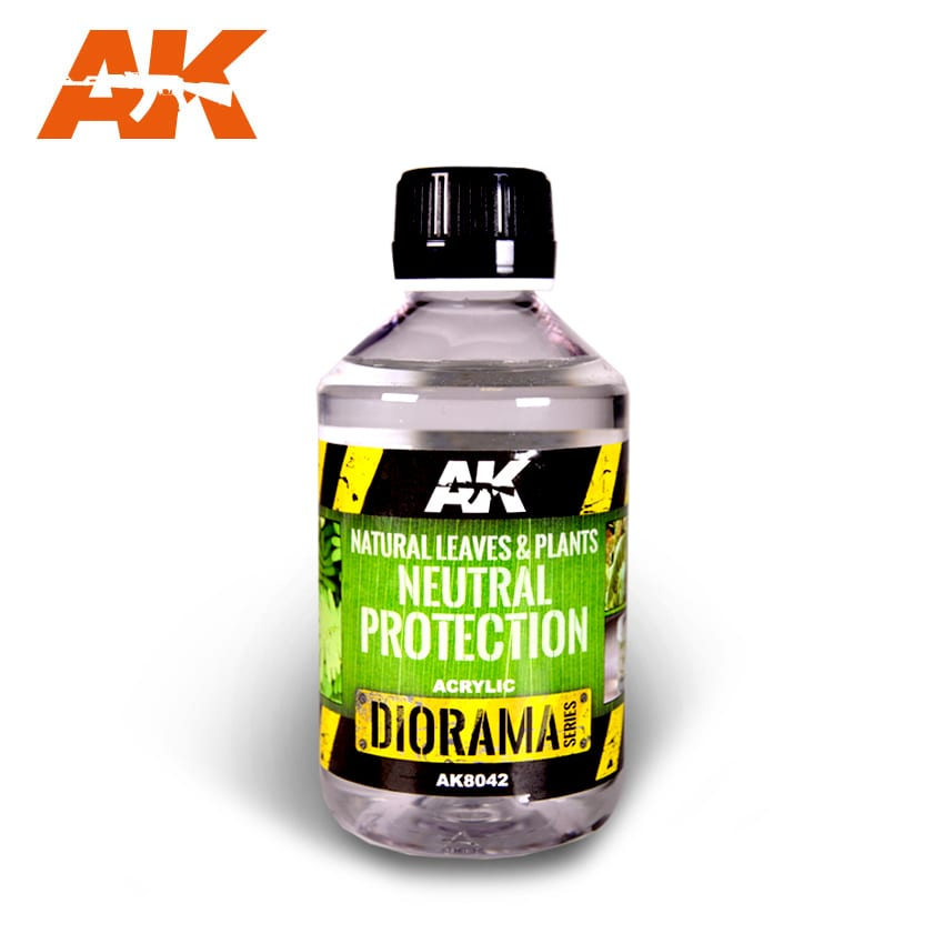AK Interactive Leaves And Plants Neutral Protection - 250ml