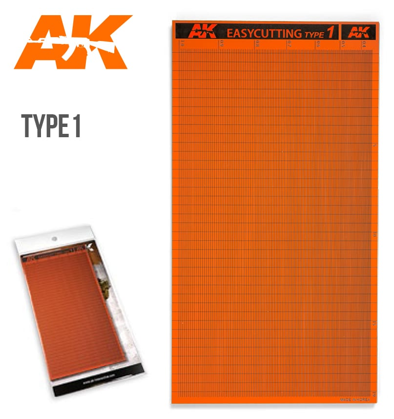 AK Interactive Easycutting Board Type 1