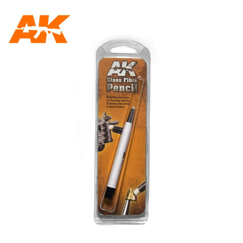AK Interactive Glass Fibre Pencil 4mm