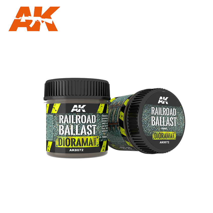 AK Interactive Railroad Ballast