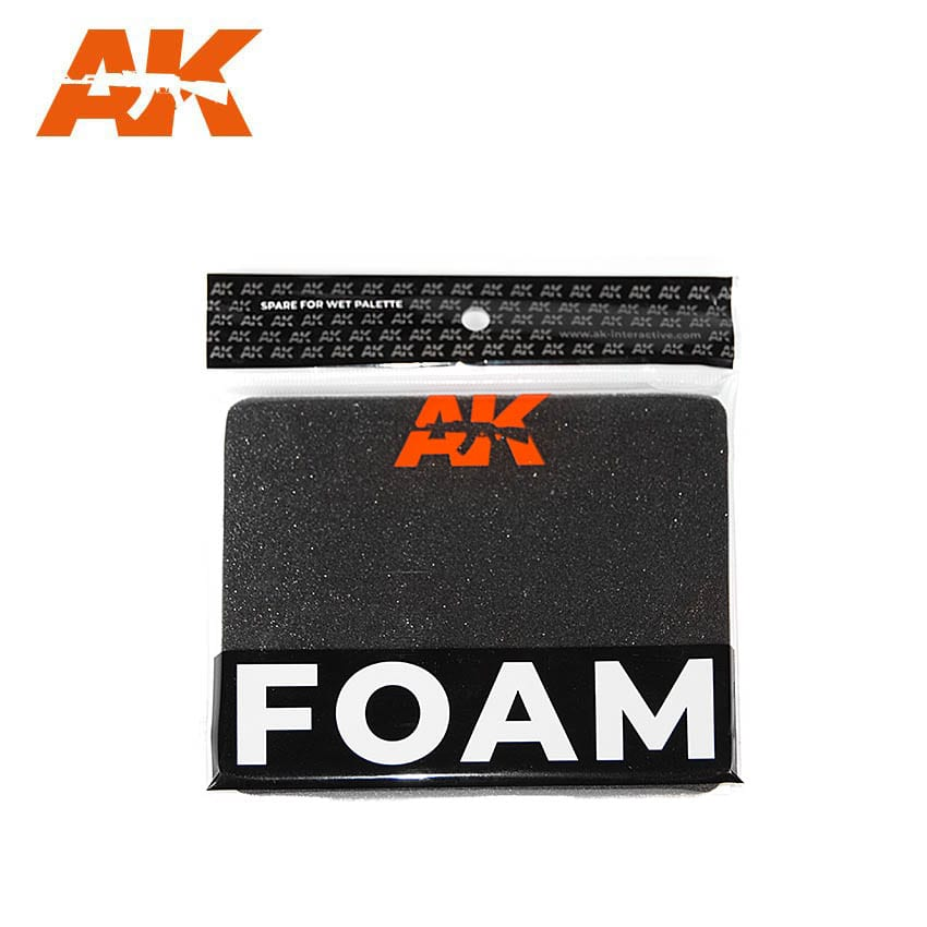 AK Interactive Foam (Wet Pallete Replacement)