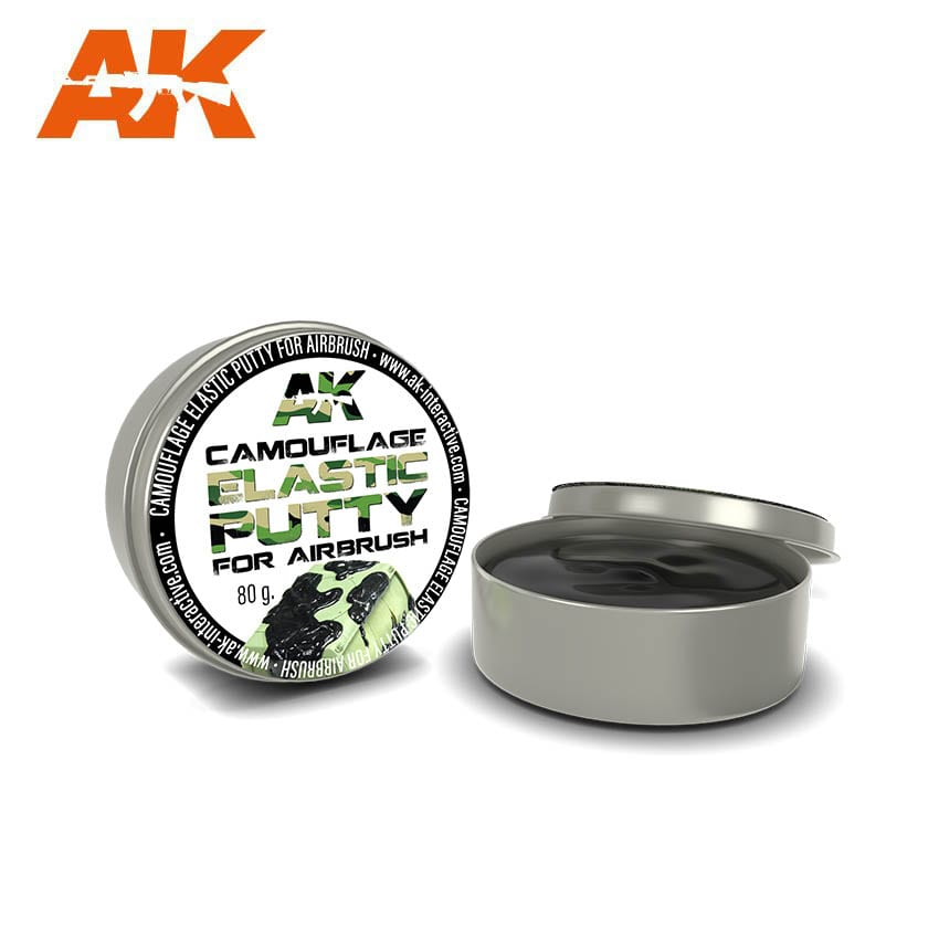 AK Interactive Elastic Masking Putty