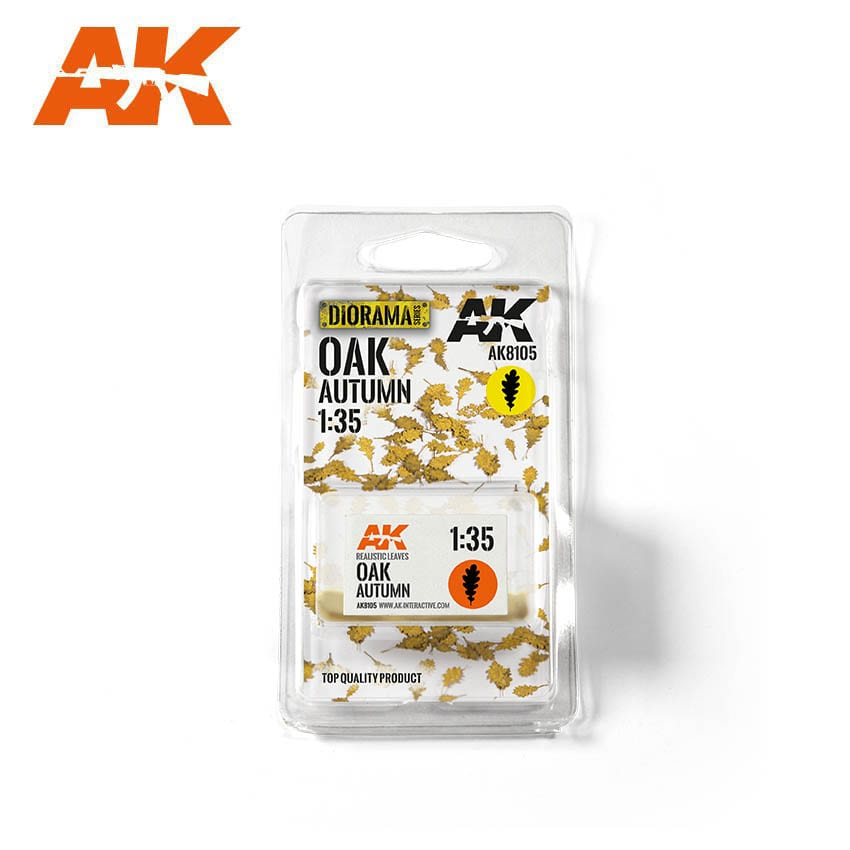 AK Interactive Oak Autumn 1/35