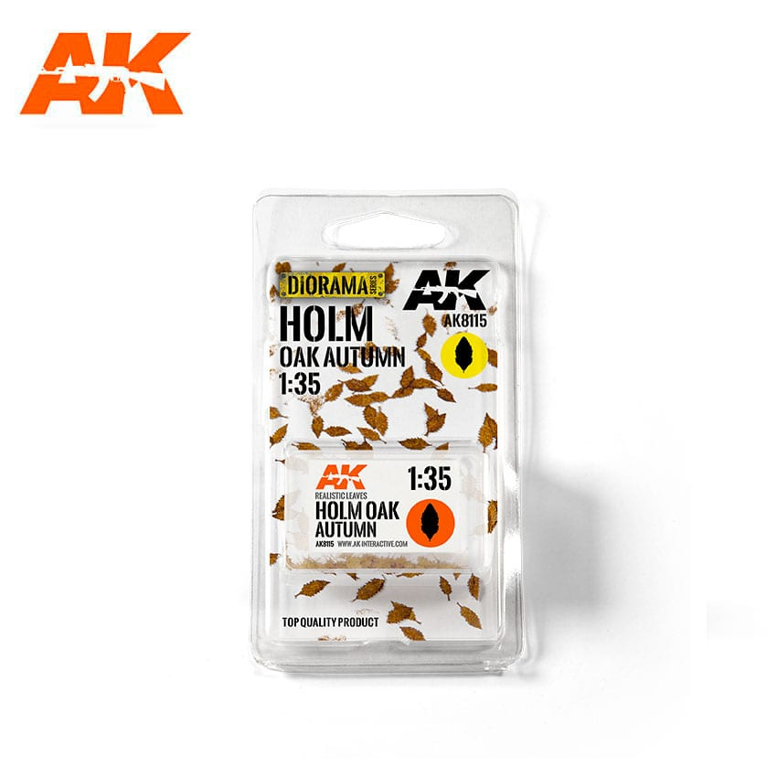 AK Interactive Holm Oak Autumn 1/35