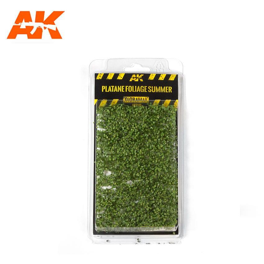 AK Interactive Platane Foliage Summer