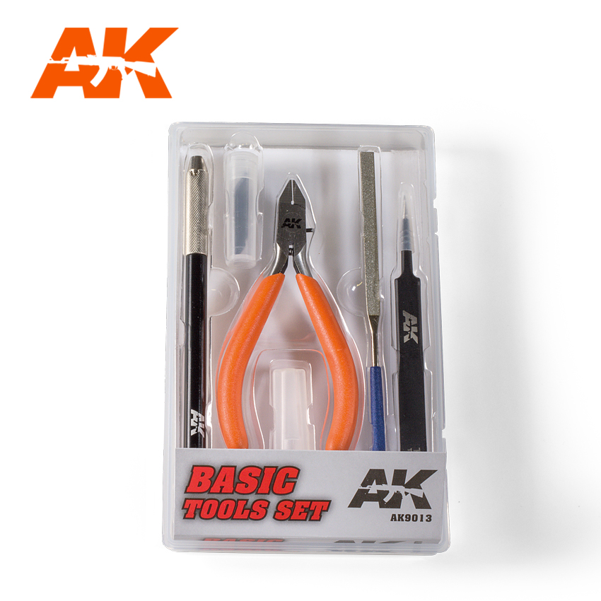 AK Interactive Basic Tools Set