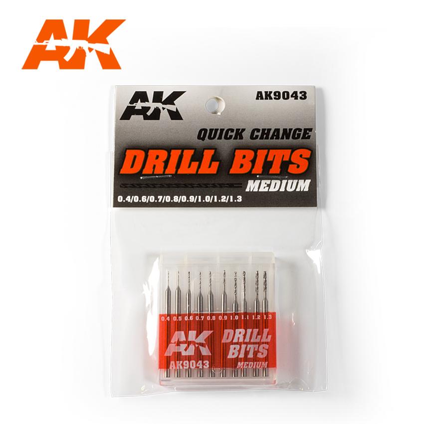 AK Interactive Drill Bits
