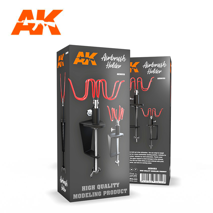 AK Interactive Airbrush Holder