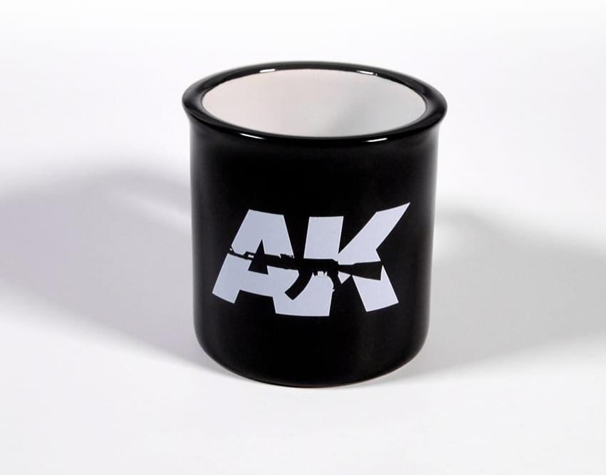 AK Interactive Black Mug