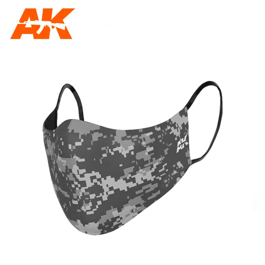 AK Interactive Classic Camouflage Face Mask 02