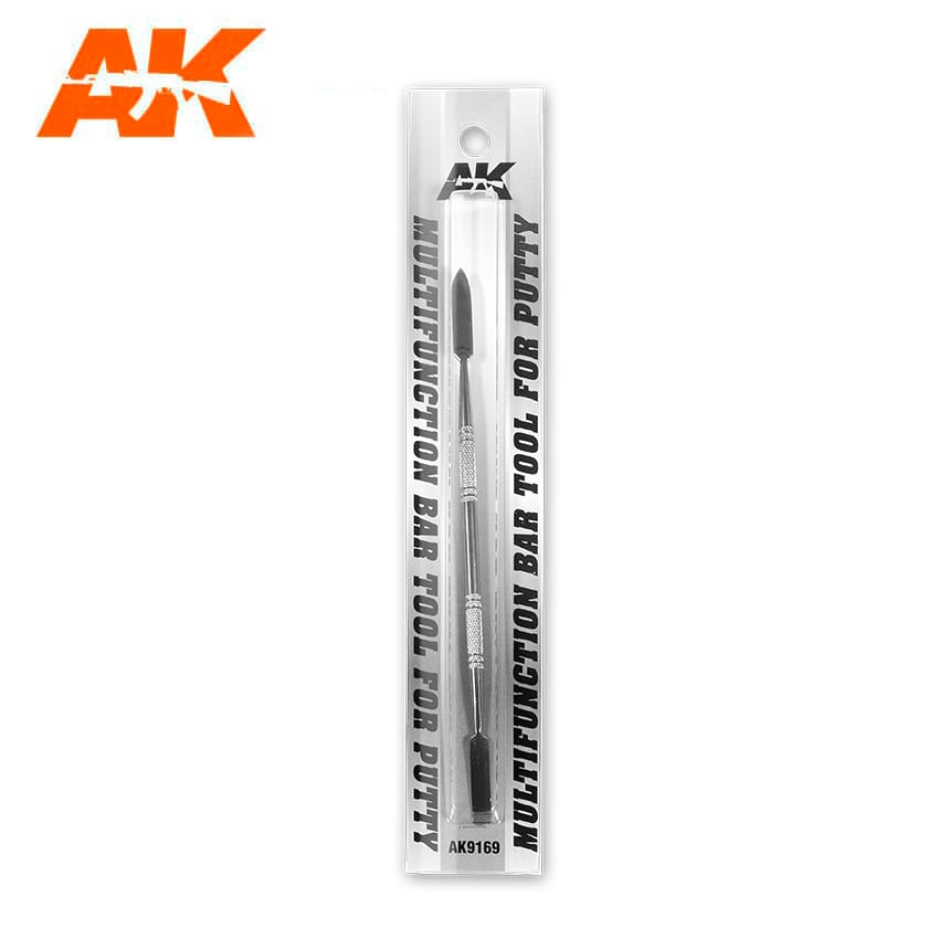 AK Interactive Multifunction Bar Tool for Putty