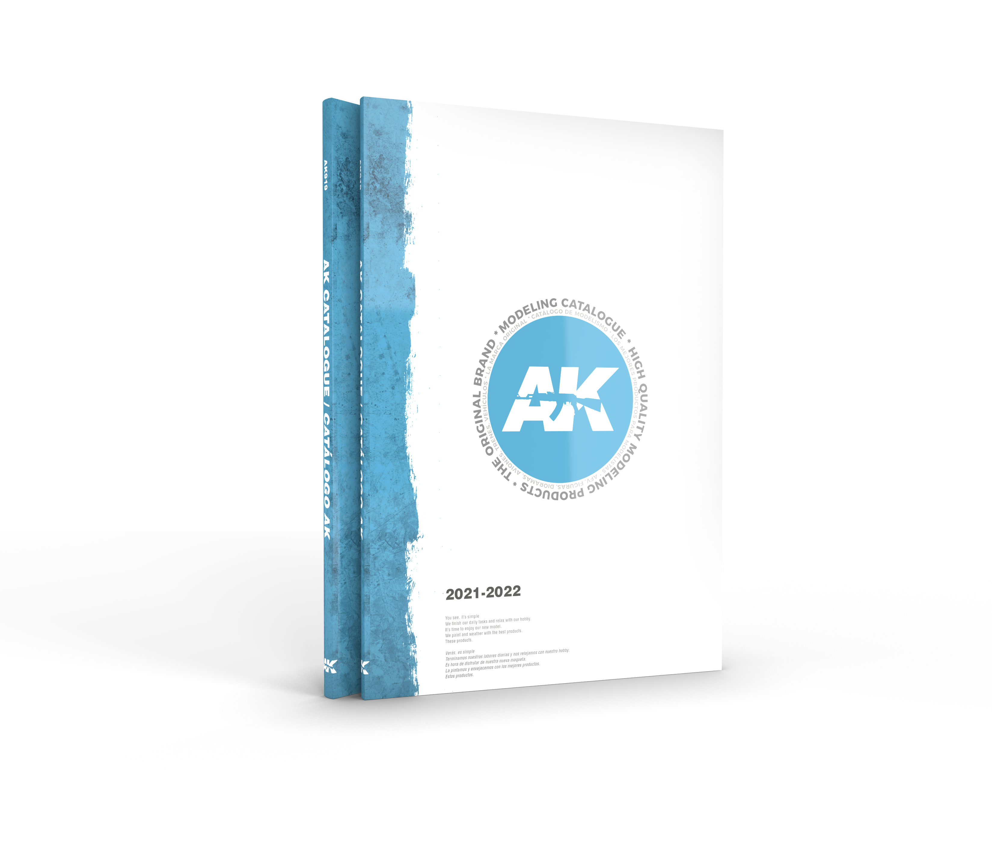 AK Interactive Catalogue 2021