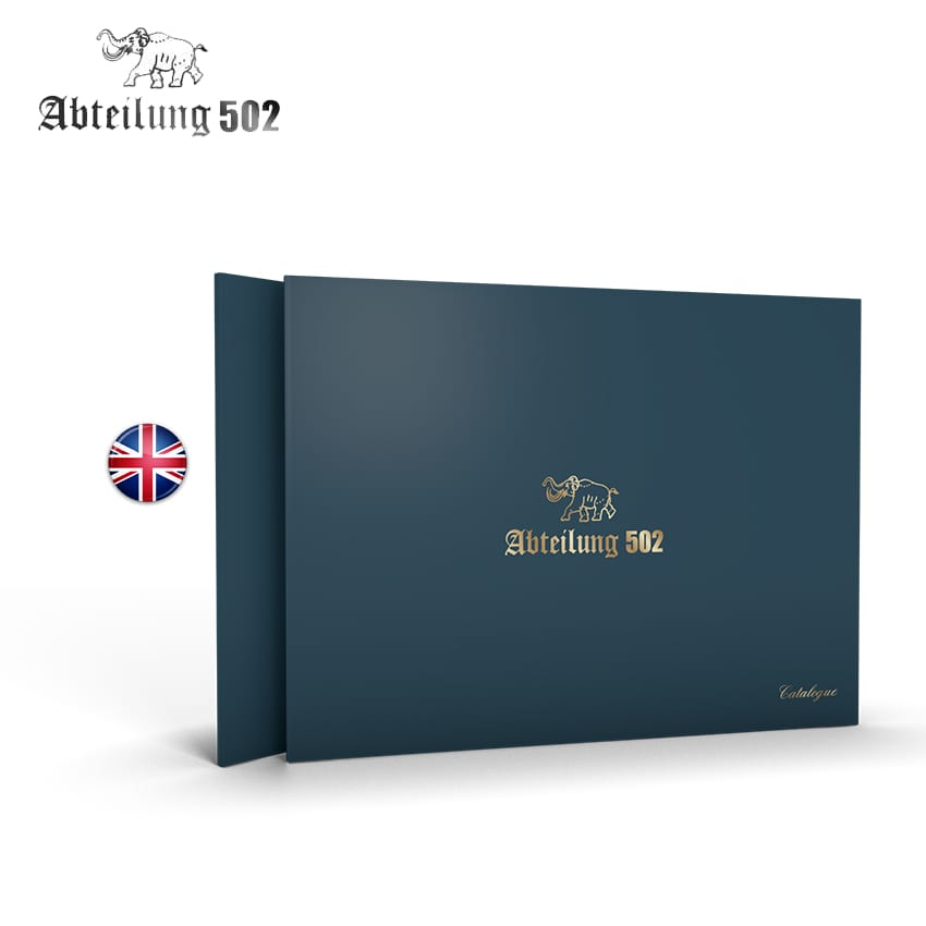 Abteilung502 Catalogue 2021-2022 - English & Spanish