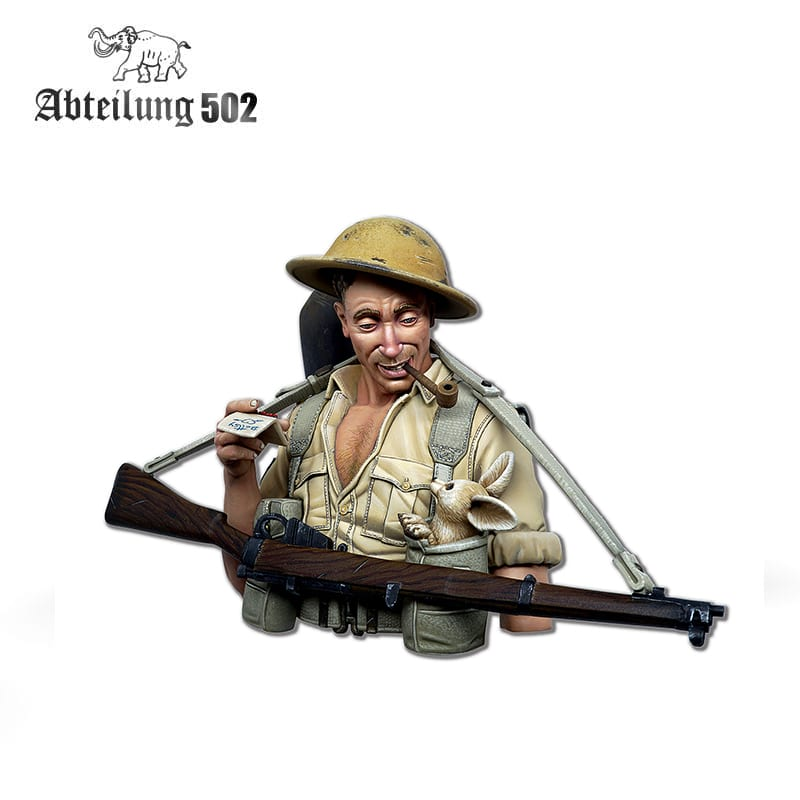 Abteilung502 The Desert Fox, British 8th Army (North Africa 1941-1943)