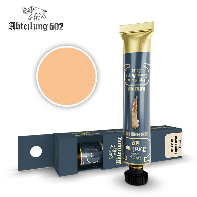 Abteilung 502 High Quality Dense Acrylic, Light Flesh Tone