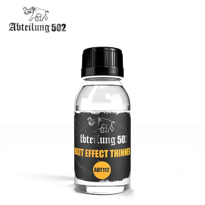 Abteilung502 Matt Effect Thinner 100 ml