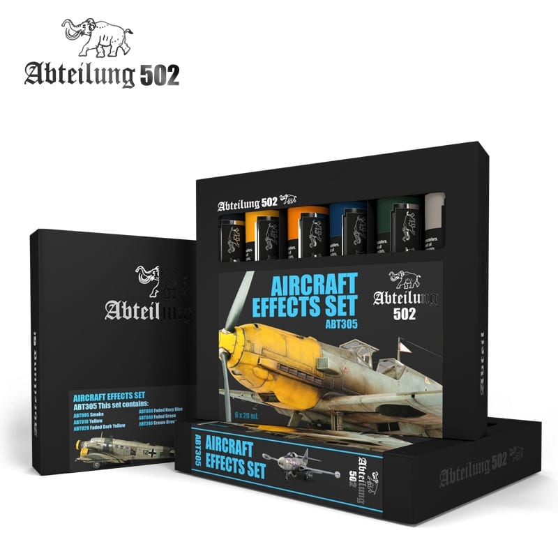 Abteilung502 Aircraft Effects Set