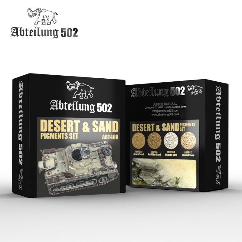 Abteilung502 Desert & Sand - Pigment Set
