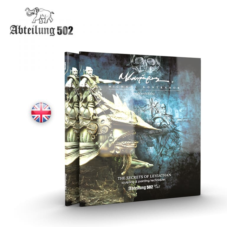 Abteilung502 SECRETS OF LEVIATHAN - (English)