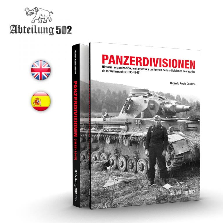 Abteilung502 PANZERDIVISIONEN   (English)
