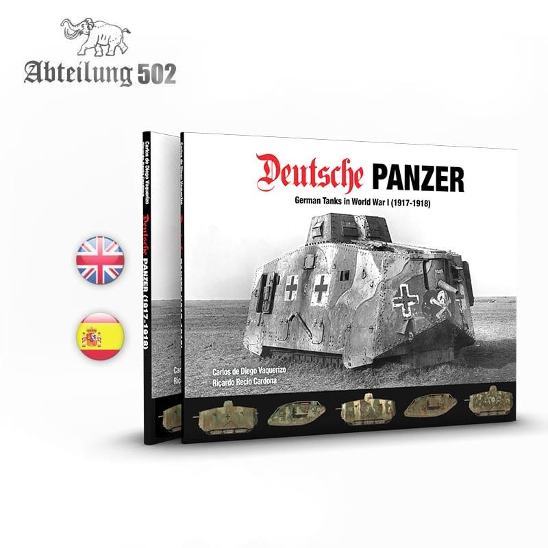 Abteilung502 DEUTSCHE PANZER (English)