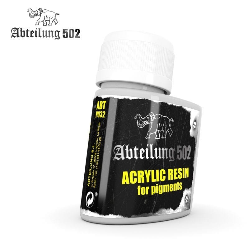 Abteilung502 Acrylic Resin for Pigments 75 ml