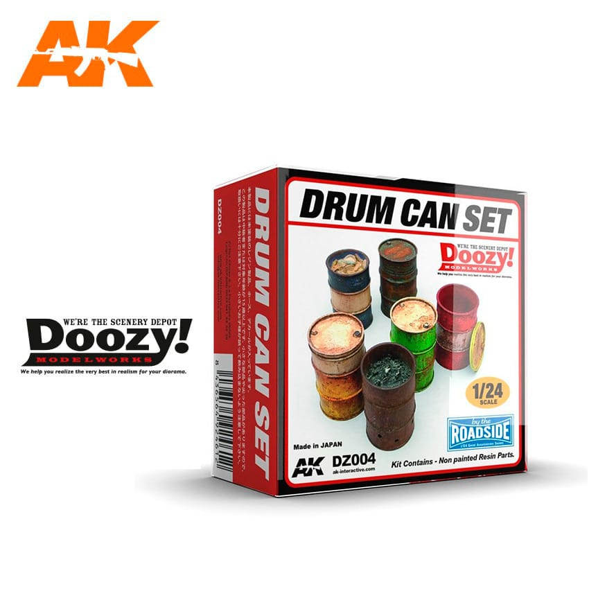 Doozy Drum Can Set