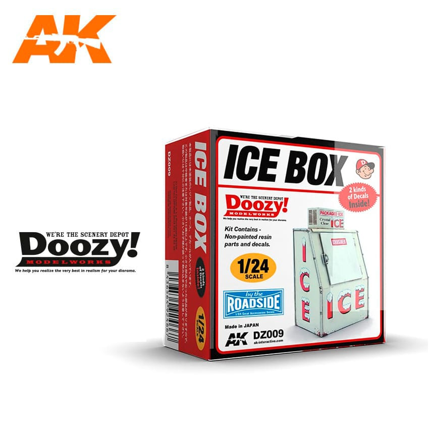 Doozy Ice Box