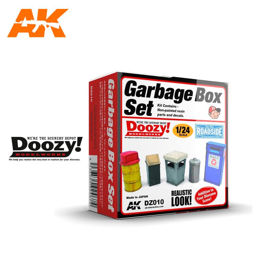 Doozy Garbage Box Set