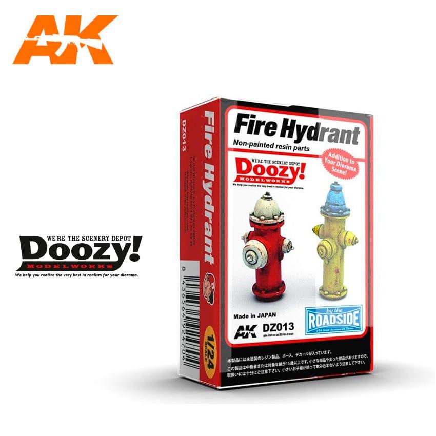 Doozy Fire Hydrant