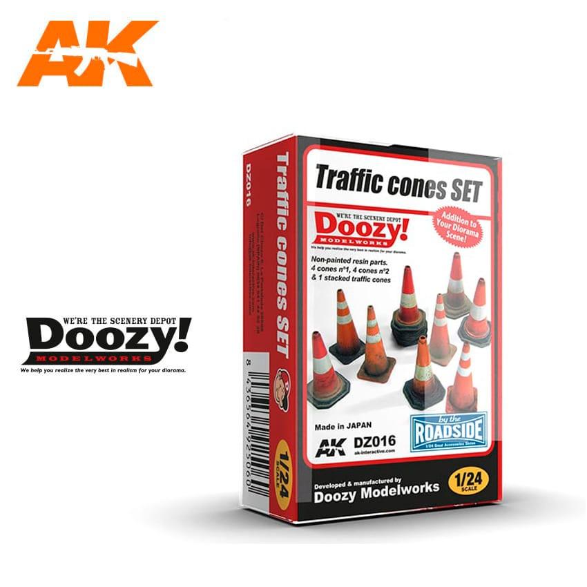 Doozy Trafic Cones Set