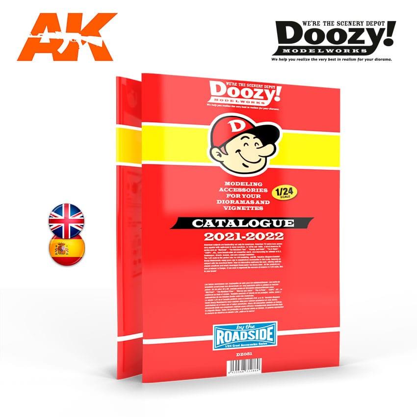 DOOZY Catalogue 2021-2022 - English & Spanish
