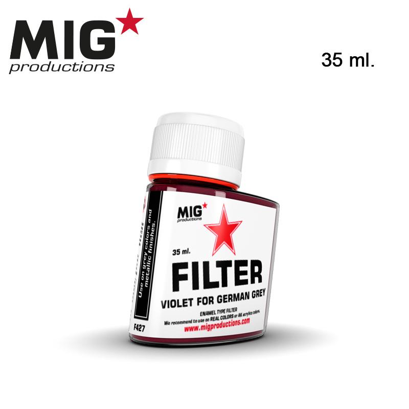 MIG Violet for German Grey 35ml
