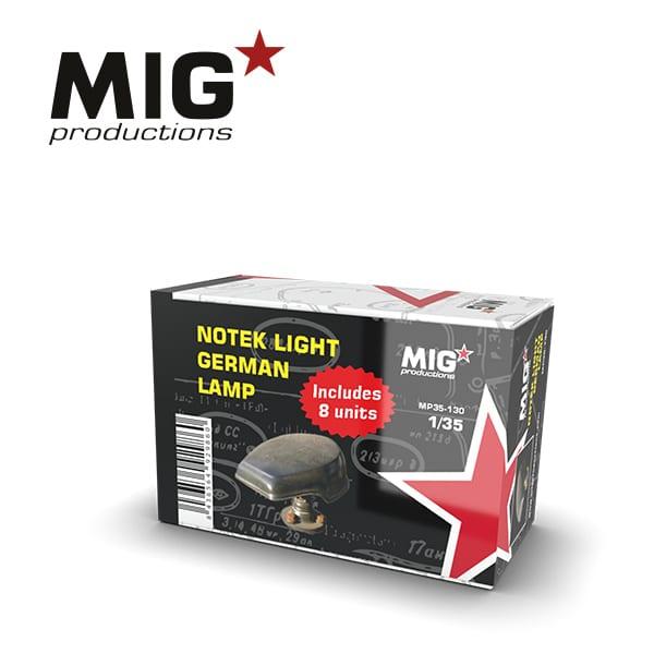 MIG Notek Light German Lamp