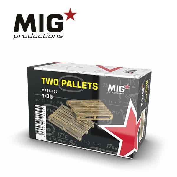 MIG Two Pallets
