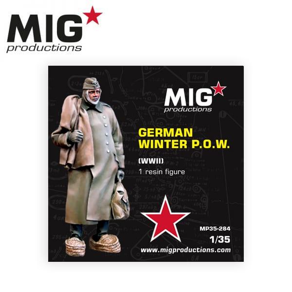 MIG German Winter Pow