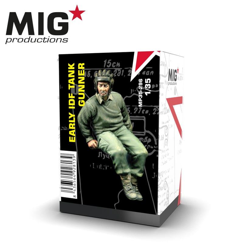 MIG Early Idf Tank Gunner