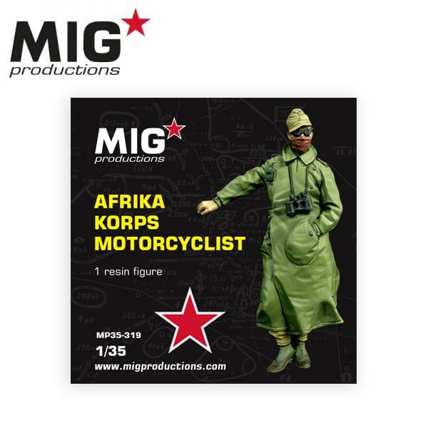MIG Africa Korps Motorclist