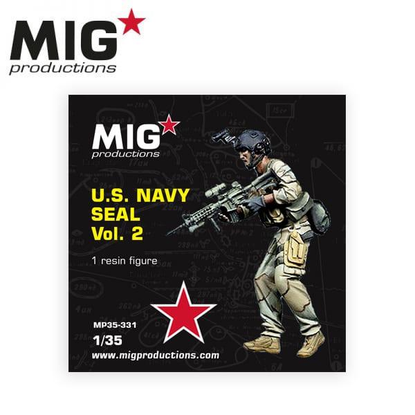 MIG U.S. Navy Seal Vol.2