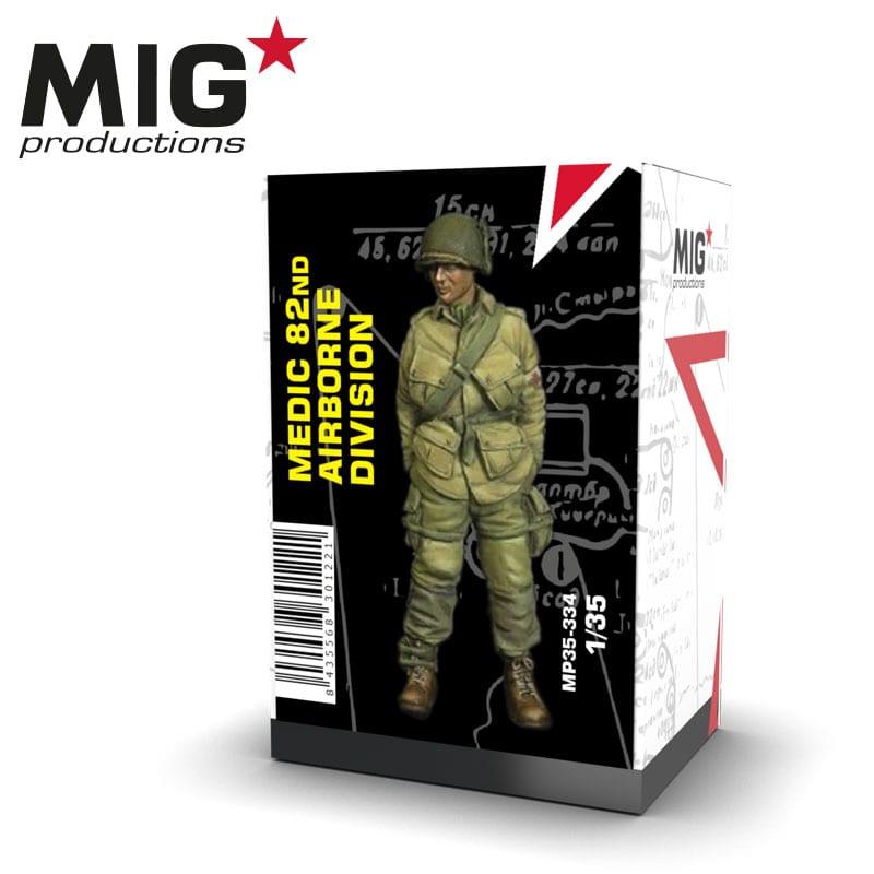 MIG Medic 82 Nd Airborne Division