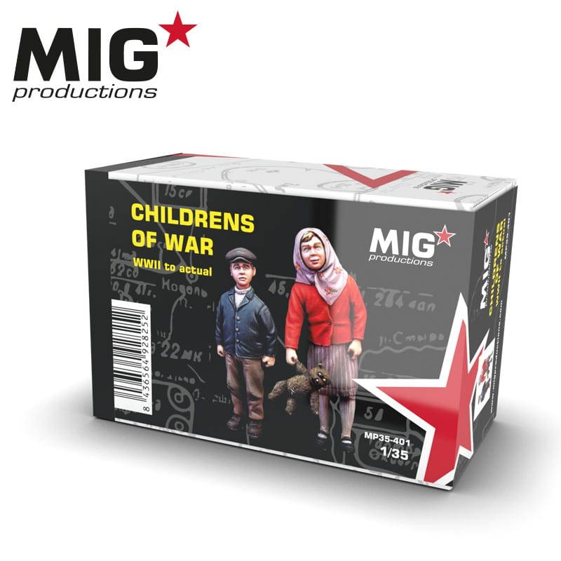 MIG Childrens Of War