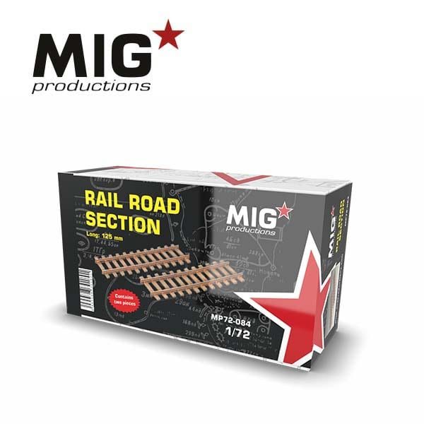MIG Railroad Section